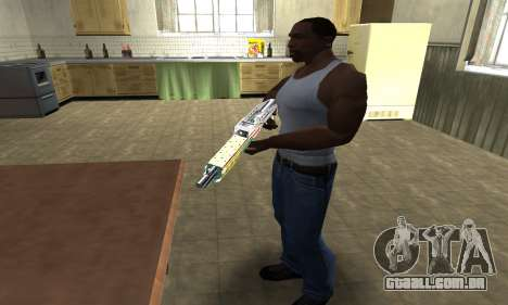 Ganja SPAS-12 para GTA San Andreas terceira tela