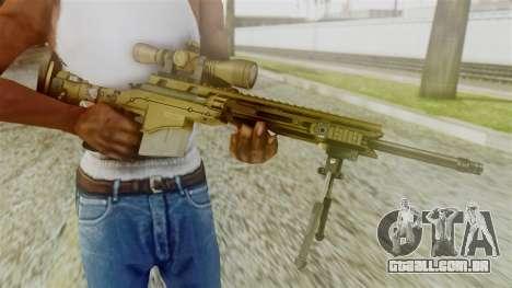 MSR para GTA San Andreas terceira tela