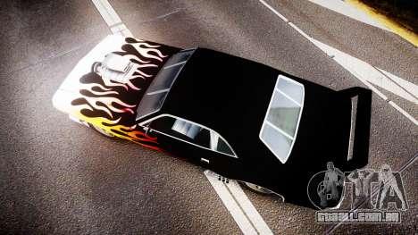 Patriot Vegas G20 Firebomb para GTA 4 vista direita