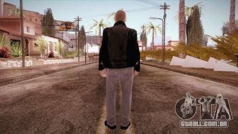Fizruk para GTA San Andreas terceira tela