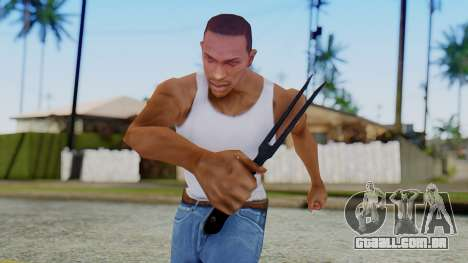Fork from Silent Hill Downpour para GTA San Andreas terceira tela