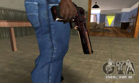 Klajk Deagle para GTA San Andreas