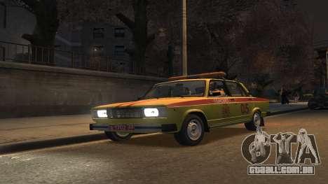 USANDO 2105 Gorsvet para GTA 4