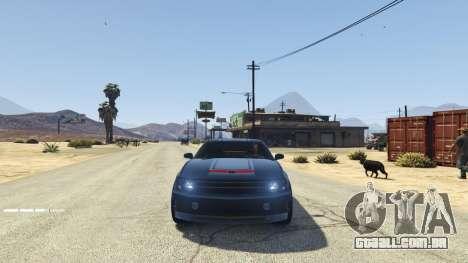 GTA 5 Knight Rider: K.I.T.T [.NET] 2.6.1 sexta imagem de tela