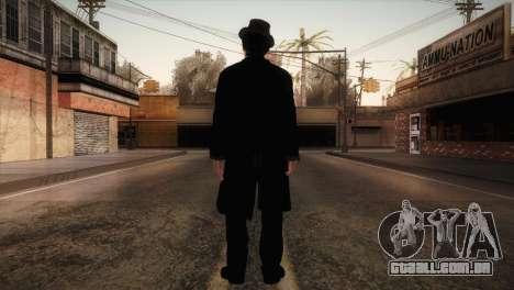 Dr. John Watson v2 para GTA San Andreas terceira tela