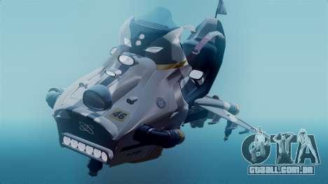 NRG Moto Jet Buzz Clean Model para GTA San Andreas