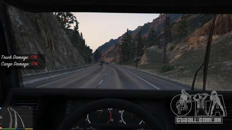 GTA 5 Trucking Missions 1.5 segundo screenshot