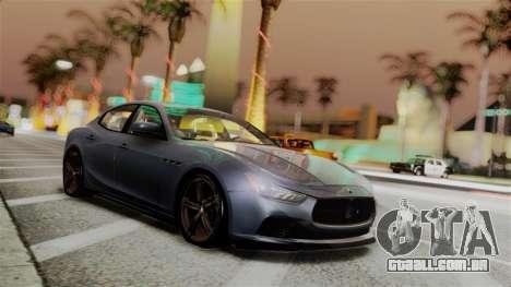 R.N.P ENB v0.248 para GTA San Andreas terceira tela