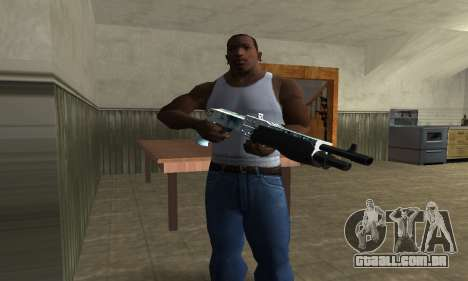 Like Combat Gun para GTA San Andreas terceira tela