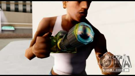 Brasileiro Camera para GTA San Andreas terceira tela