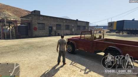 GTA 5 Trucking Missions 1.5 quinta imagem de tela