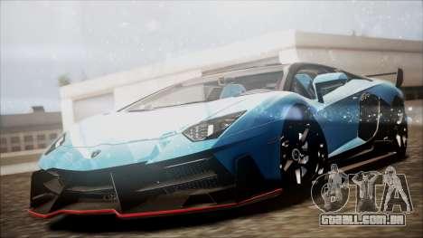 Lamborghini Veneno LP700-4 AVSM para GTA San Andreas vista direita