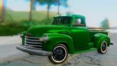 Chevrolet 3100 1951 Work