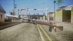 M14 from Black Ops para GTA San Andreas