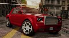 GTA 5 Enus Super Diamond IVF para GTA San Andreas