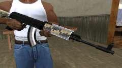 Cool Black AK-47
