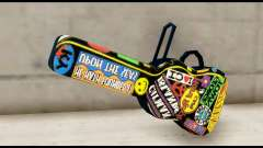 Guitar Case MG Colorful