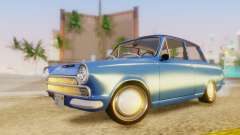 Lotus Cortina 1966 para GTA San Andreas