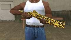 Microshem Shotgun para GTA San Andreas