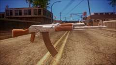 AK-47 v6 from Battlefield Hardline para GTA San Andreas