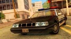 Police LS Intruder