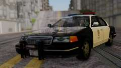 Ford Crown Victoria LSPD para GTA San Andreas