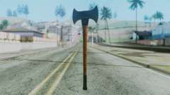 Doubleaxe from Silent Hill Downpour para GTA San Andreas