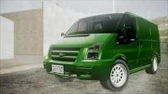 Ford Transit SSV 2011 para GTA San Andreas