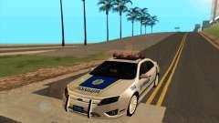 Ford Taurus Ukraine Police
