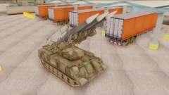 2K12 Kub from CoD MW