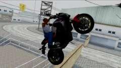 Honda CB650F Tricolor