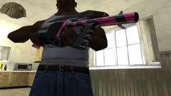 Granate Combat Shotgun para GTA San Andreas
