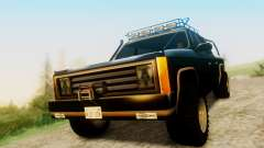 FBI Rancher Offroad