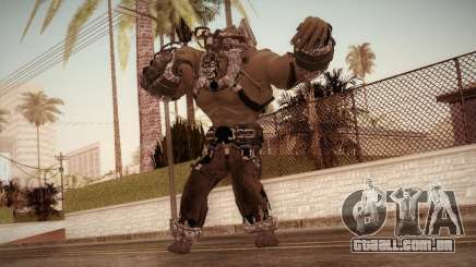 Bane Boss (Batman Arkham City) para GTA San Andreas