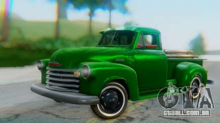 Chevrolet 3100 1951 Work para GTA San Andreas