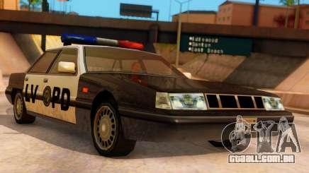 Police LV Intruder para GTA San Andreas