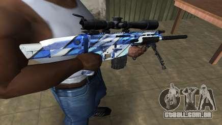Mount Sniper Rifle para GTA San Andreas