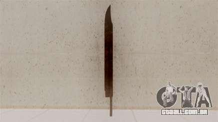 Great Knife para GTA San Andreas