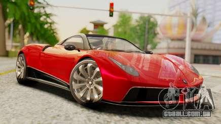Pegassi Osyra para GTA San Andreas