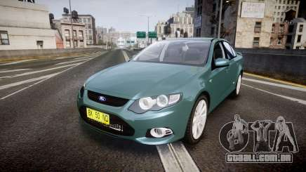 Ford Falcon FG XR6 Turbo para GTA 4