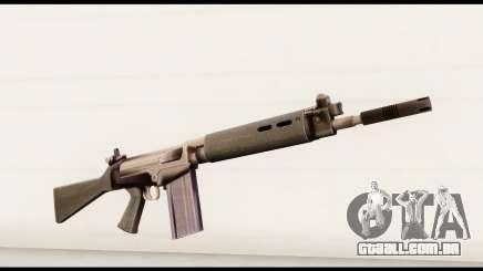 FN-FAL para GTA San Andreas