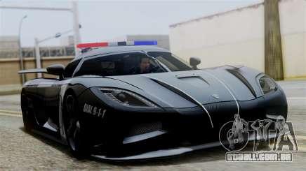NFS Rivals Koenigsegg Agera R v3.0 para GTA San Andreas