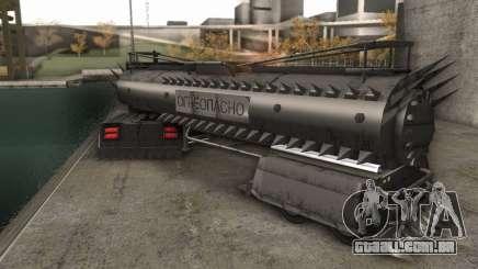 """O trailer de """"Mad Max"""" caminhão para GTA San Andreas"""
