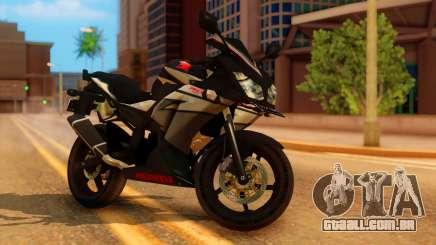 Honda CBR150R K45 para GTA San Andreas