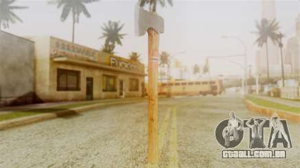 GTA 5 Hatchet v1 para GTA San Andreas