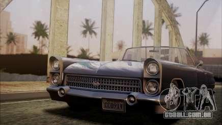 GTA 5 Vapid Peyote para GTA San Andreas