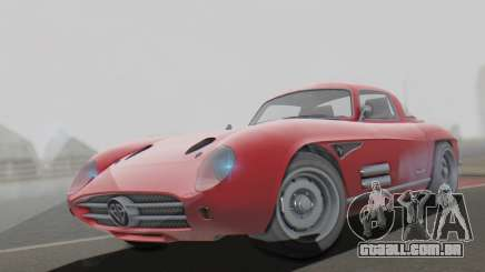GTA 5 Benefactor Stirling para GTA San Andreas