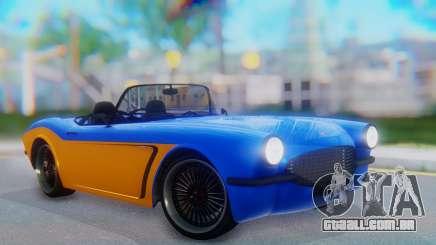Invetero Coquette BlackFin v2 SA Plate para GTA San Andreas