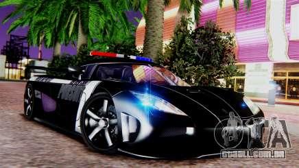 NFS Rivals Koenigsegg Agera R v2.0 para GTA San Andreas
