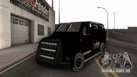 Máquina de entrega de peças de ajuste para GTA San Andreas